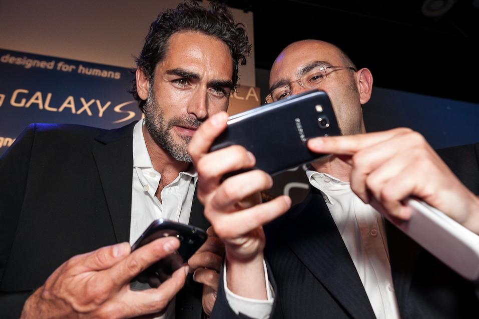 2012 – Mag – 30. Milano. Lancio Samsung Galaxy S III. Ph. Andrea Mariniello