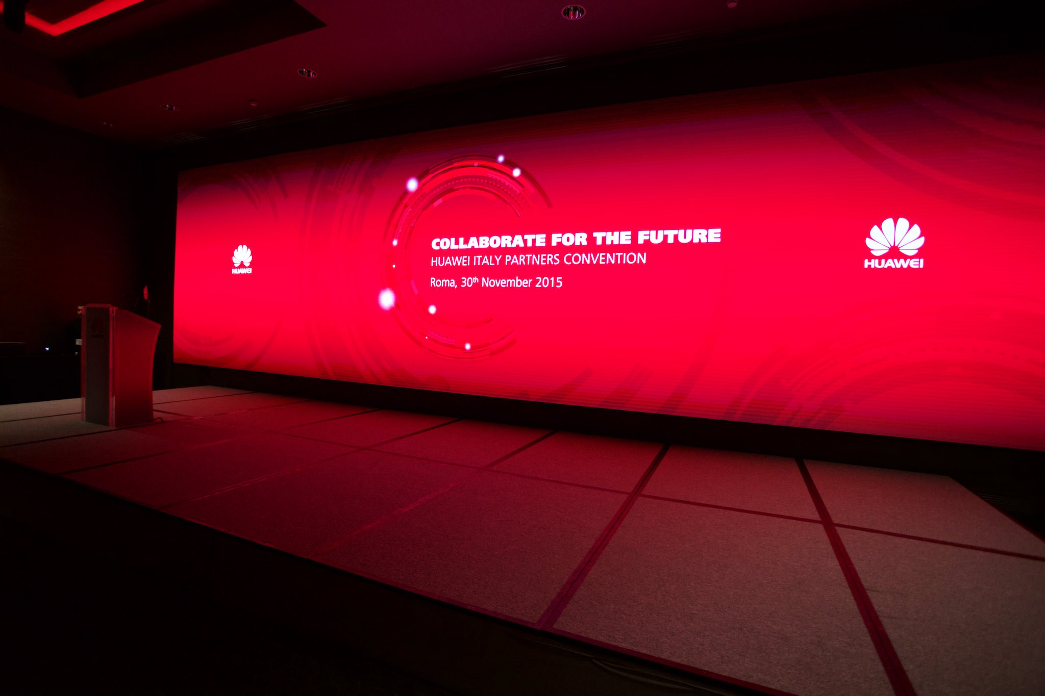 HUAWEI ITALY PARTNER CONVENTION (1)