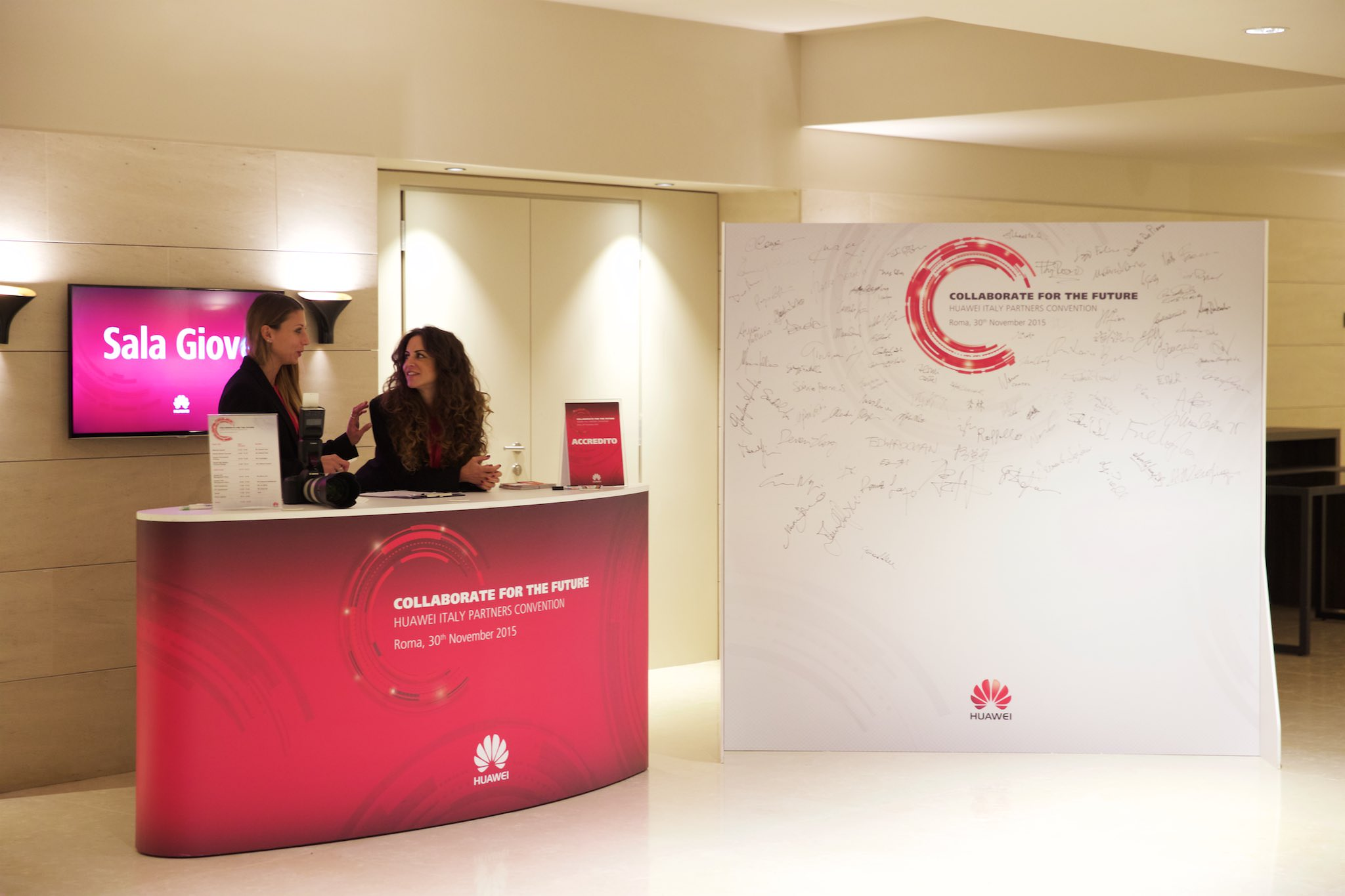 HUAWEI ITALY PARTNER CONVENTION (10)