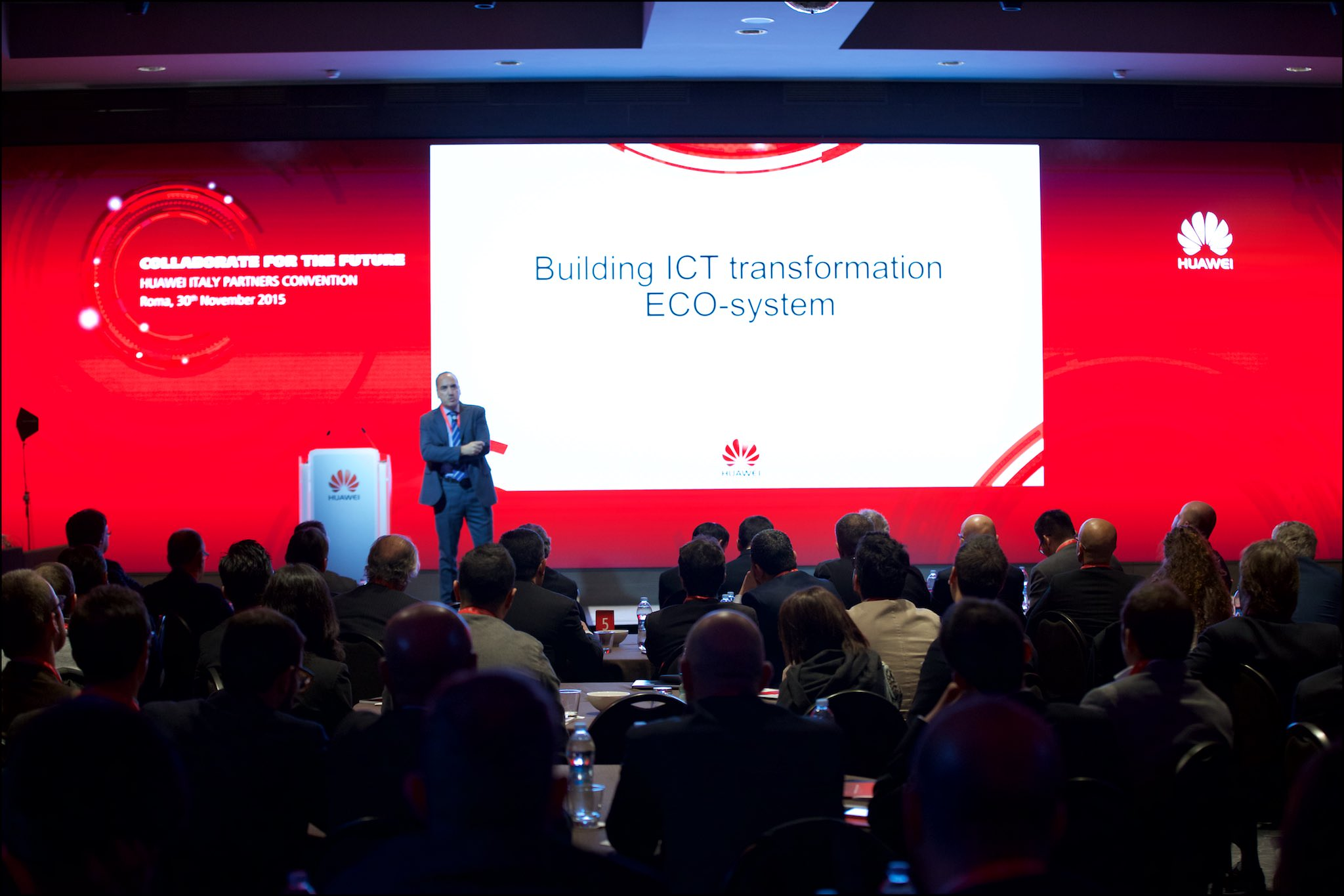 HUAWEI ITALY PARTNER CONVENTION (11)