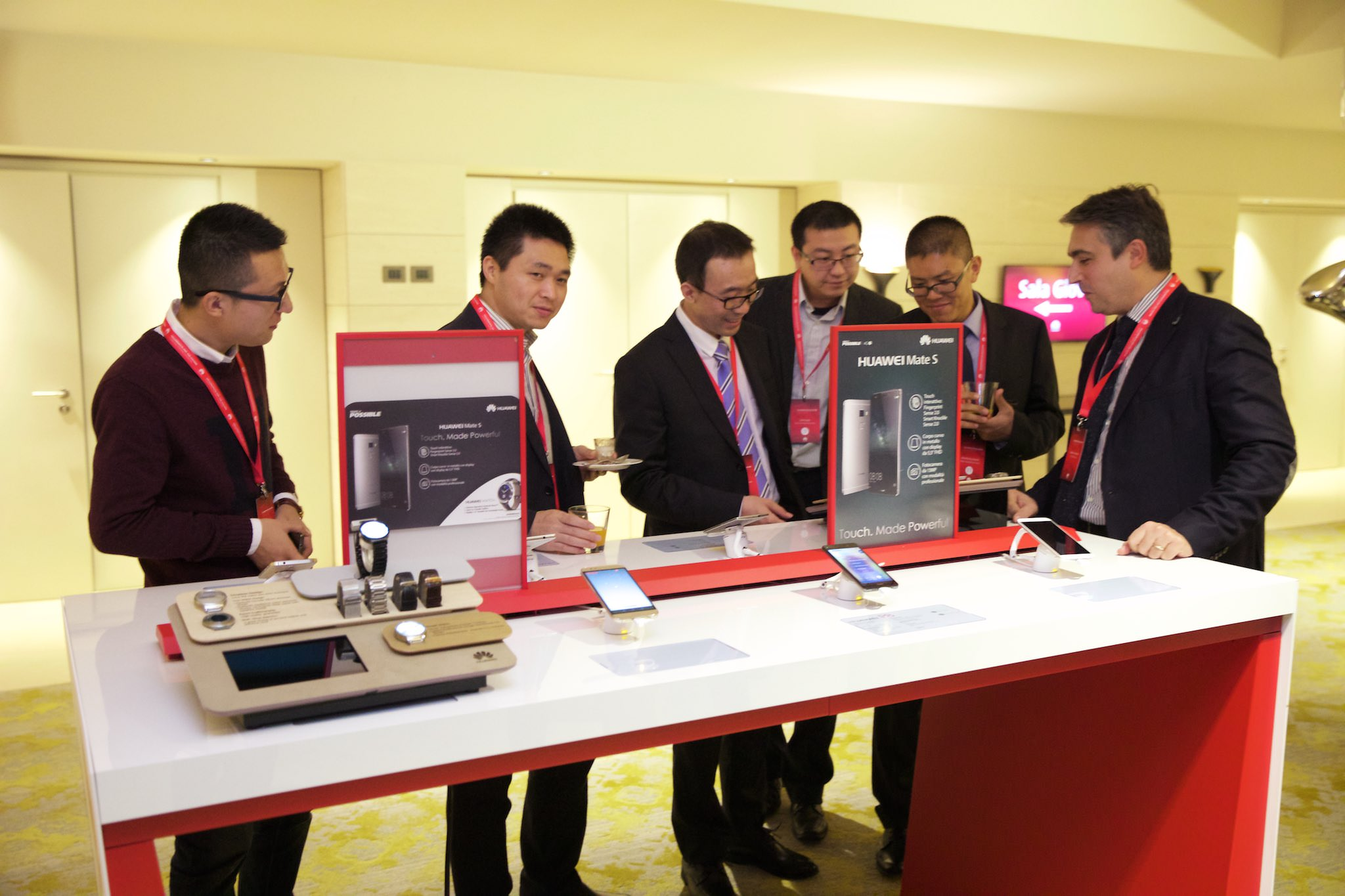 HUAWEI ITALY PARTNER CONVENTION (12)