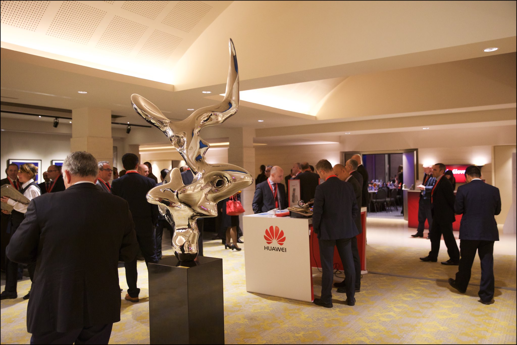HUAWEI ITALY PARTNER CONVENTION (15)