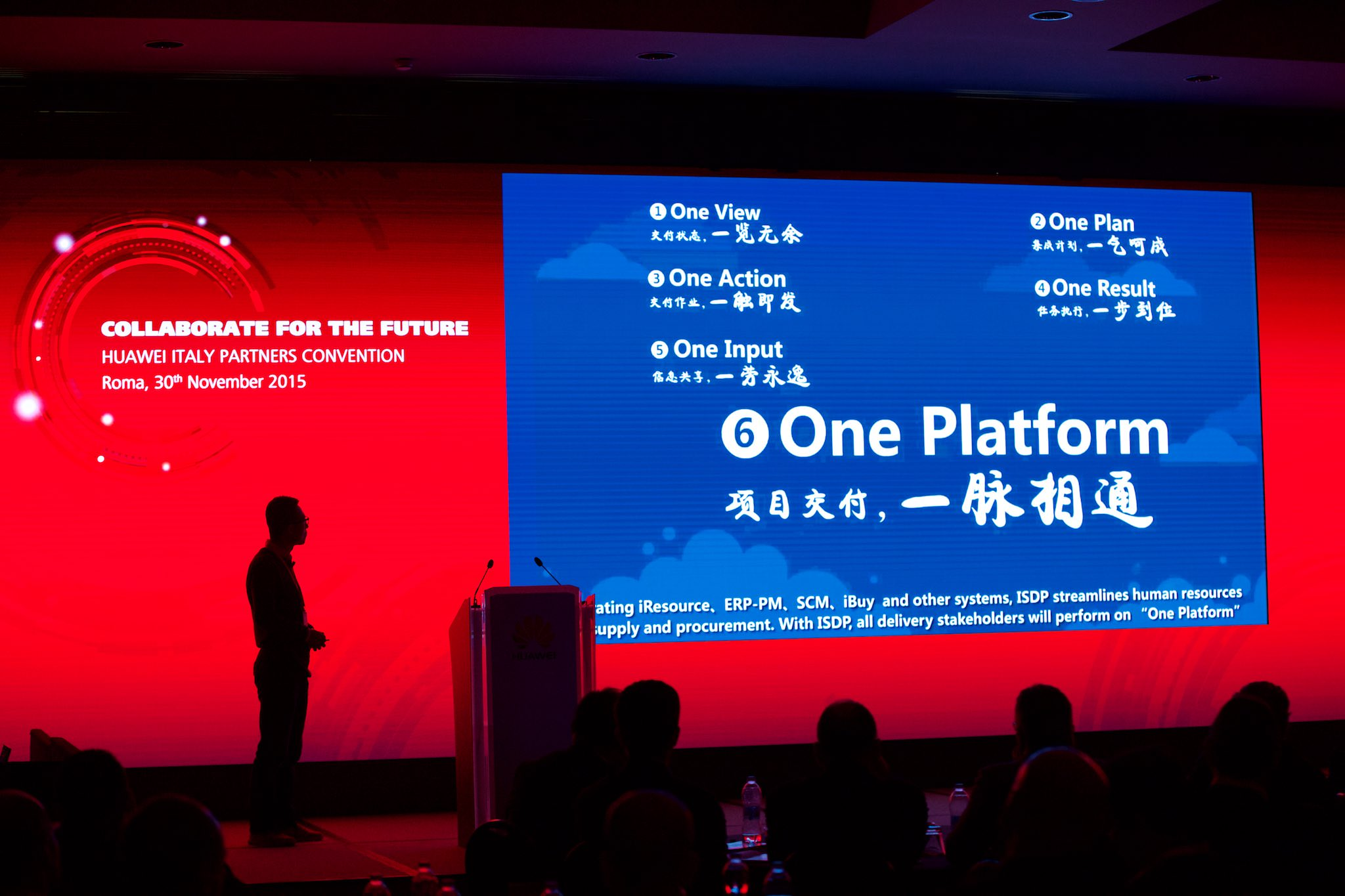 HUAWEI ITALY PARTNER CONVENTION (17)