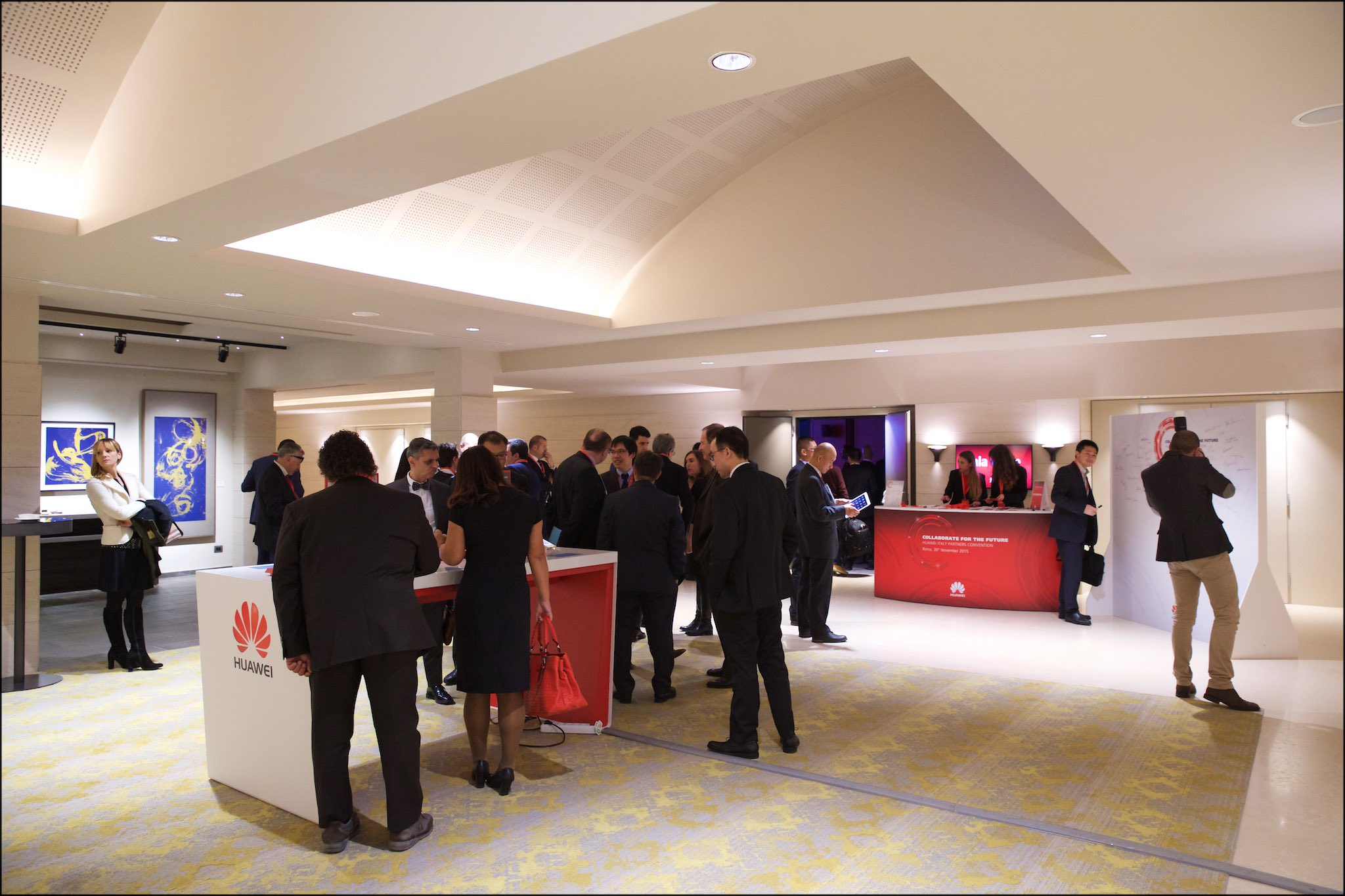 HUAWEI ITALY PARTNER CONVENTION (7)