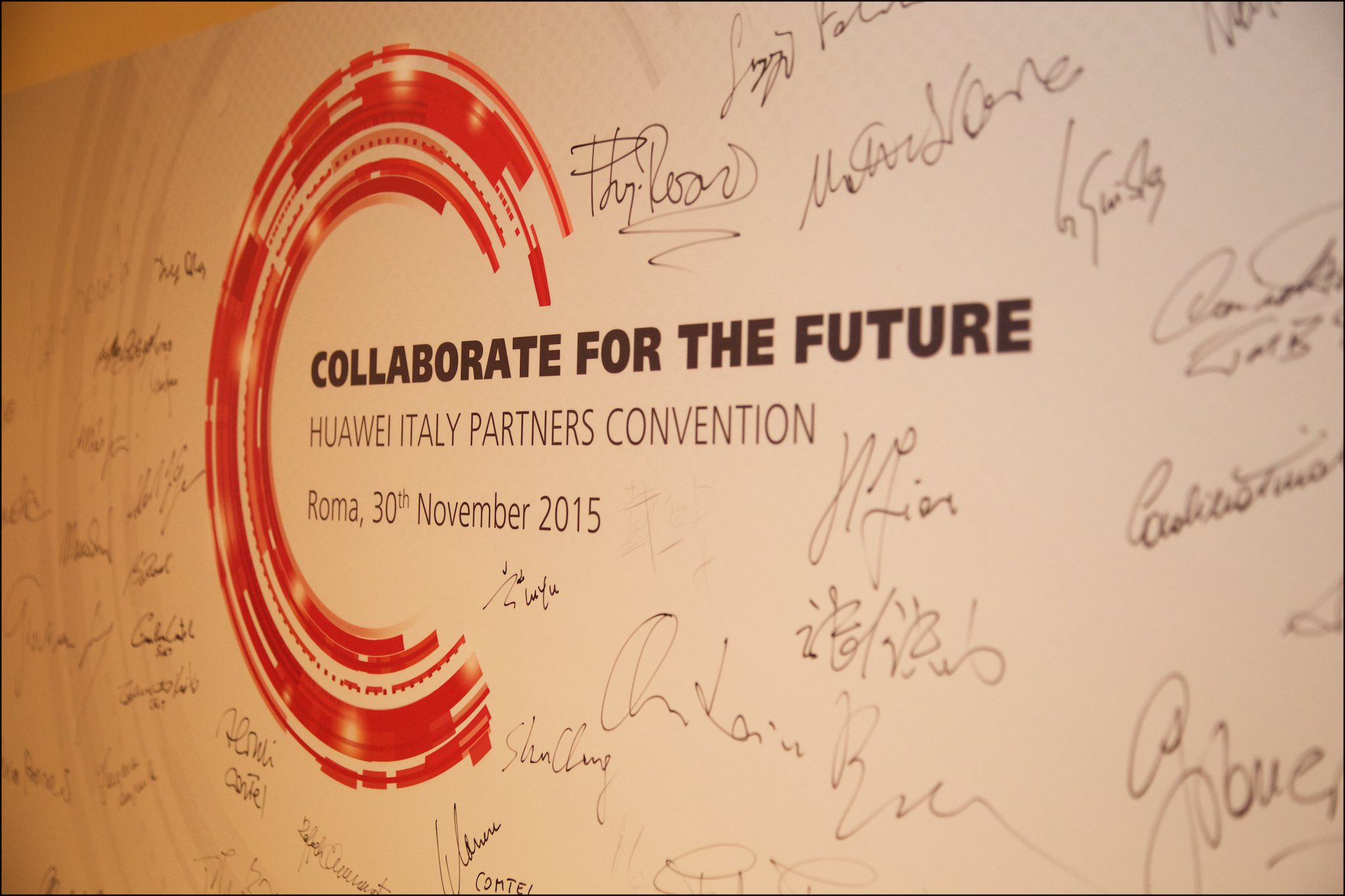HUAWEI ITALY PARTNER CONVENTION (8)
